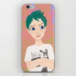 Gillian iPhone Skin
