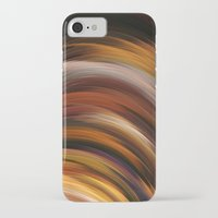 the strokes iPhone & iPod Cases featuring Strokes by Andi GreyScale