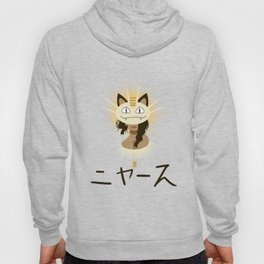 Meowth Girl Hoody