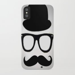 Gentleman iPhone Case
