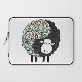 Yin Yang Sheep Laptop Sleeve