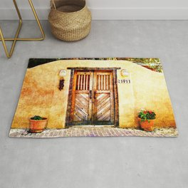 Romance of New Mexico Rug