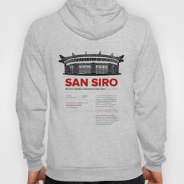 San Siro - History & Fact Hoody
