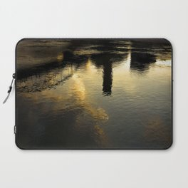 Reflection of Tortosa Laptop Sleeve