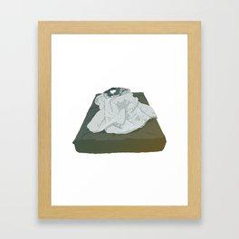 somniatore I Framed Art Print