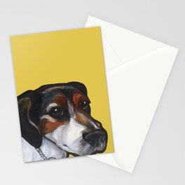 Milo the Jack Russell Terrier Stationery Cards