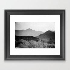 Arizona 2.0 Framed Art Print