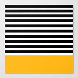 Stripes 101 Canvas Print