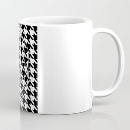 HOUNDSTOOTH SKULL #2 Coffee Mug