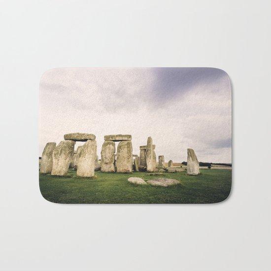 Stonehenge Bath Mat
