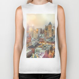 All Those Lights, They Shine For You - New York City Biker Tank