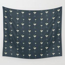 Martini Bianco Wall Tapestry