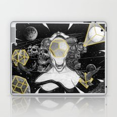 earth air water fire ether Laptop & iPad Skin