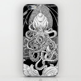 The Sleeper of R'lyeh iPhone Skin
