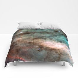 Swan Nebula Comforters
