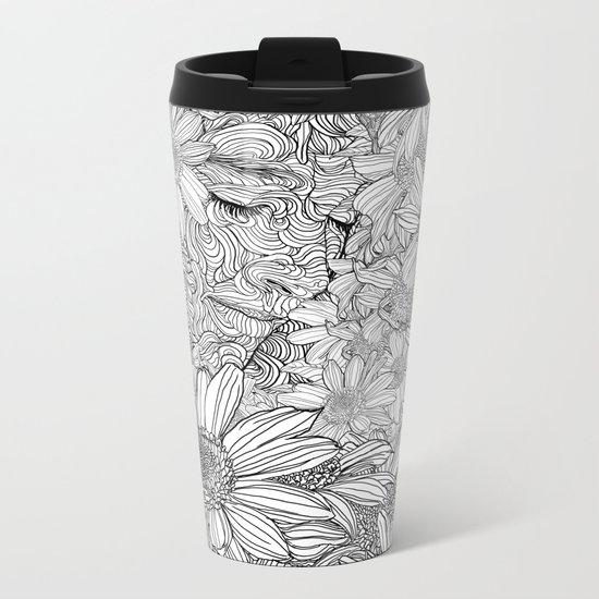 nature Spirit Metal Travel Mug