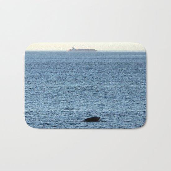 Seal and Ship Bath Mat