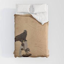 Science Crow Comforters