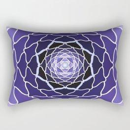 Sacred Lotus Rectangular Pillow