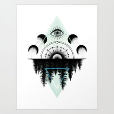 Unison Art Print