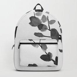 Watercolor Leaves II Backpack