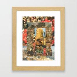Re-Run Framed Art Print