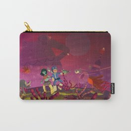 Matilda and Bouru - Alien Planet Carry-All Pouch