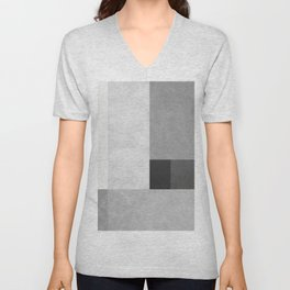 Geometric art III Unisex V-Neck