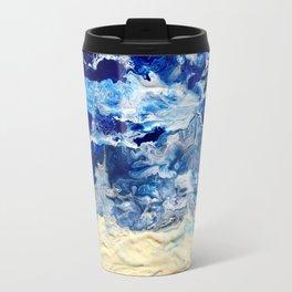 Abstract 18 Travel Mug
