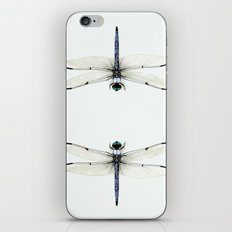 dragonfly #1 iPhone & iPod Skin