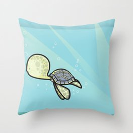 Tartaruga Throw Pillow