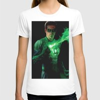 green lantern T-shirts featuring Green Lantern by Styleman D