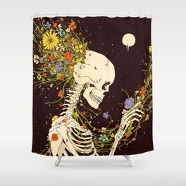 I Thought of the Life that Could Have Been Shower Curtain