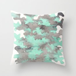 Abstract Painting 13 Throw Pillow