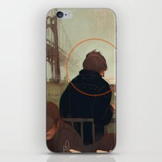 Centralized Talks iPhone & iPod Skin