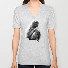 Sexy Gibbon Unisex V-Neck