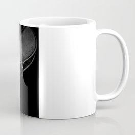 Black and White Violin Coffee Mug