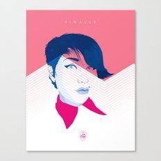 Finally Canvas Print