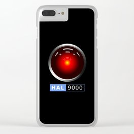 HAL 9000 Clear iPhone Case