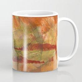 Burned Orange Coffee Mug