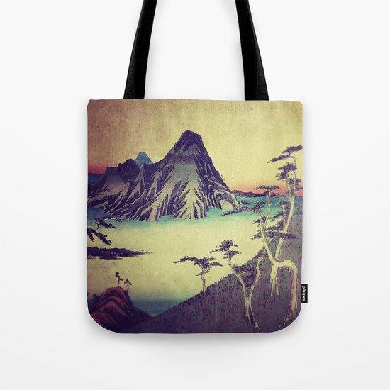 On our way to Zina Tote Bag