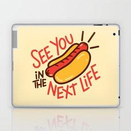Eternal Hot Dog Laptop & iPad Skin