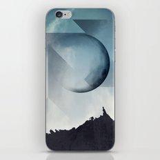 Jagged Peaks iPhone & iPod Skin