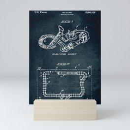 Roller Coaster Mini Art Print