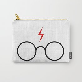 harrypotter glasses Carry-All Pouch