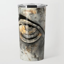 Stone Monster's eye Travel Mug