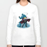 fullmetal alchemist Long Sleeve T-shirts featuring Two Alchemist by BradixArt