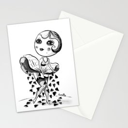 HEART RAIN Stationery Cards
