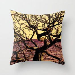 raices Throw Pillow