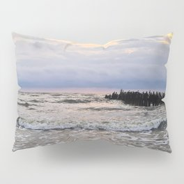 By the sea | Nature Photography Pillow Sham